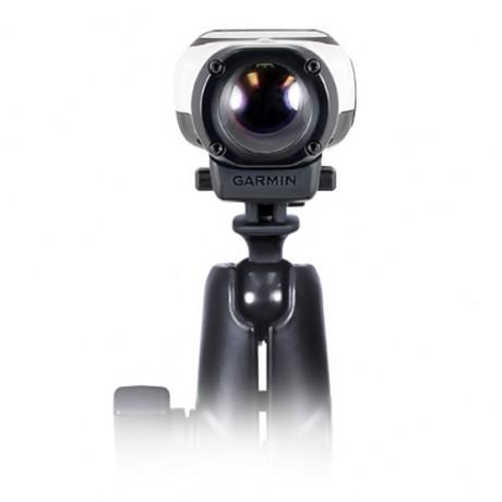 RAM ATV/UTV Монтажно устройство за рейлинг с адаптер за Garmin VIRB, Размер В