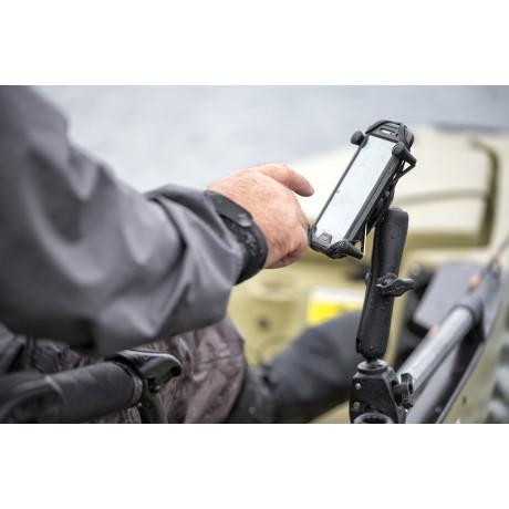 RAM X-Grip Монтажно устройство за смартфони с RAM Tough-Claw основа с малка скоба, Размер В