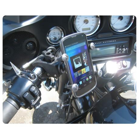 RAM X-Grip стойка за смартфон с нископрофилна RAM Tough-Claw основа