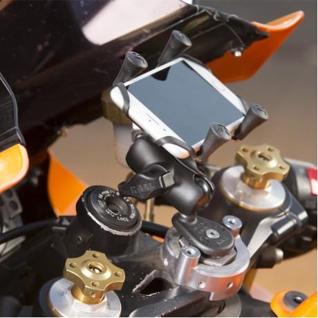 RAM Основа за вилка на мотоциклет, Размер В